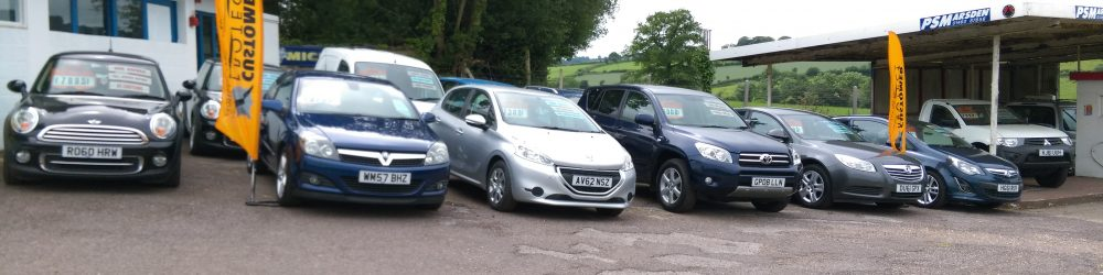 Cars for Sale at PS Marsden
